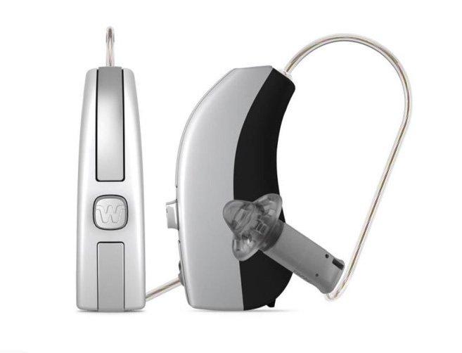 Evoke Hearing Aid – Widex