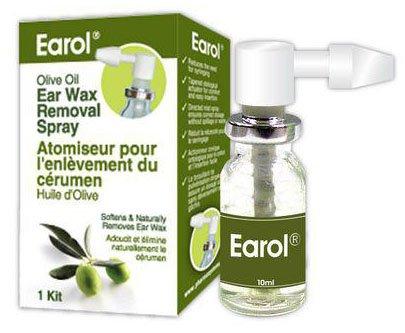 Earol Ear Wax Removal Spray