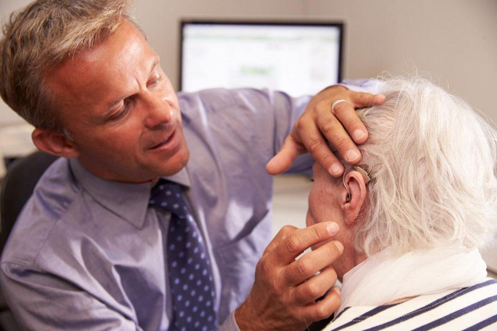 ear specialist dublin